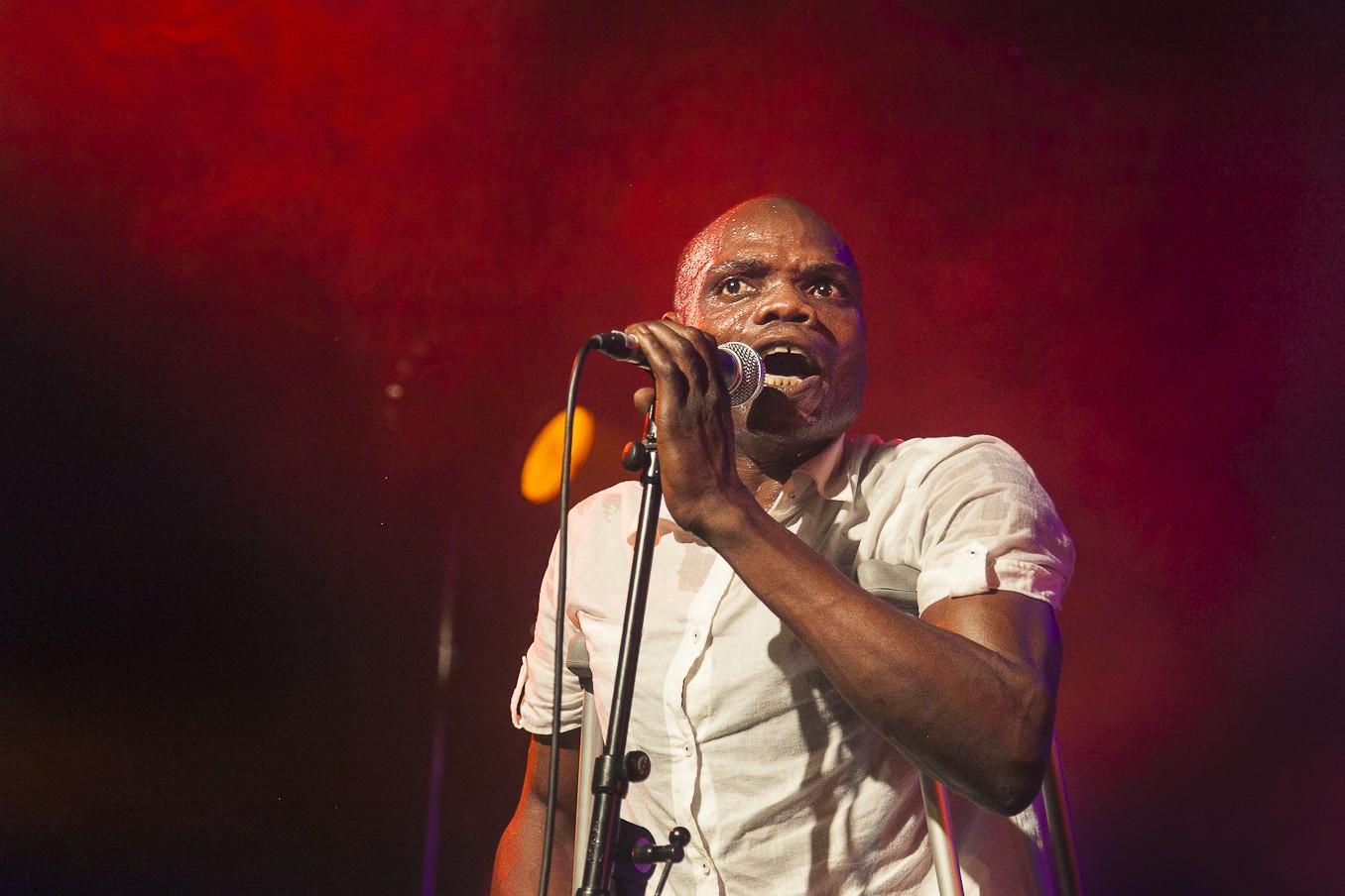 Julien Dromas photographe Dijon concert Staff Benda Bilili La Vapeur