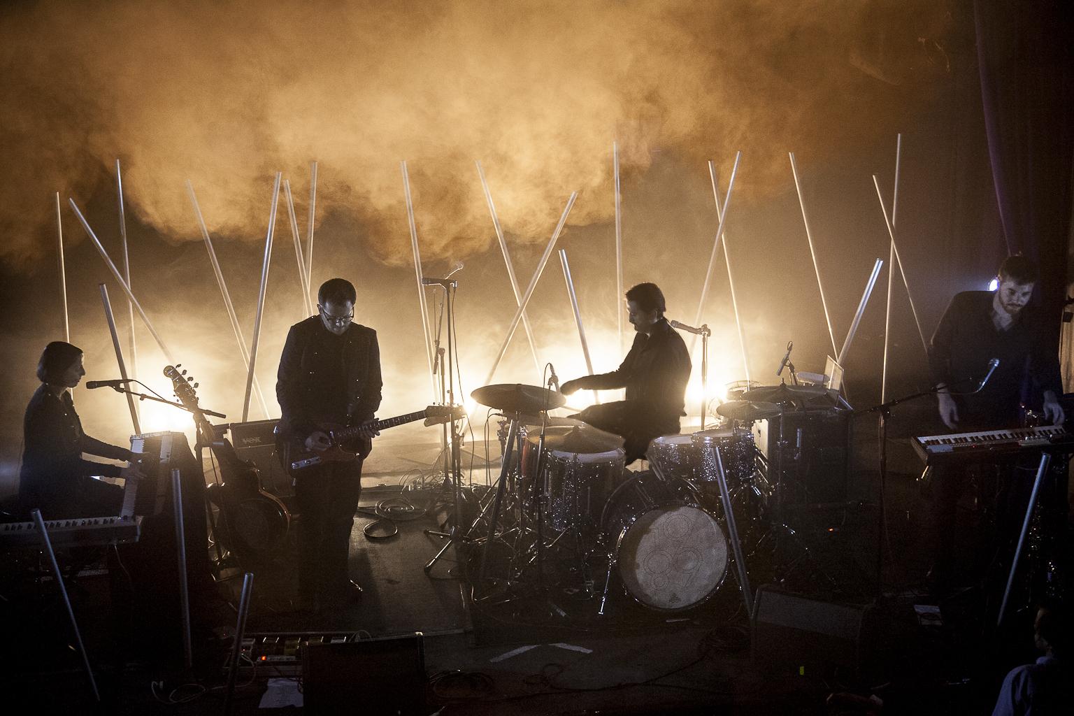 Julien Dromas photographe Dijon concert Gran Kino Divan du monde Paris